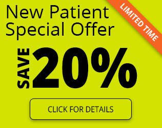 50% off website offer at Witney Chiropractic Clinic